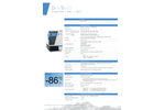 Evolution - Model BMEV - Ultra Low Temperature Freezers Brochure