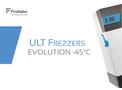 Evolution - Model BM - Ultra Low Temperature Freezersr Brochure