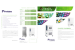 Froilabo - Model SP - Climatic Chamber Brochure
