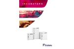 Froilabo - Model BP - Bio Performance Forced Convection Incubators Brochure