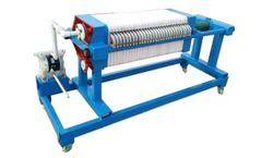 Model 45 - Filter Press