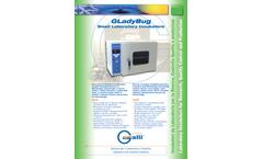 GLadyBug - Small Laboratory Incubator - Brochure