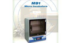 Galli - Model M91 - Micro Incubator Original