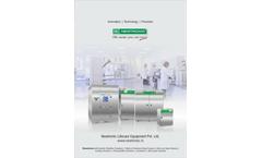 Newtronic - Model BOD - Incubators Brochure