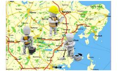 Rapidis - Route Planning Software for Inspections And Service Tasks