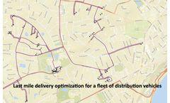 Rapidis - Last Mile Route Planning Software for Parcel Distribution