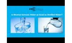 Is Reverse Osmosis Water as Good as Distilled Water? - Intec America