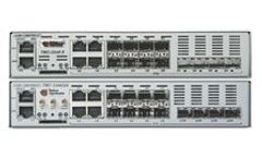 T-Marc - Model 3348S/SH - 10 Gigabit Ethernet/MPLS/IP Aggregation and Demarcation Device