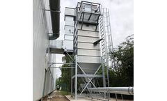 Materials Handling Systems for Wood Dust Extraction