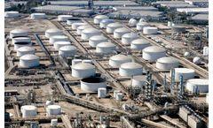 Refinery Tank Farms