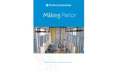 Krishna - Milking Parlor Brochure