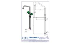 Carlos - Model 115 - Monobloc Mixer Tap  Brochure