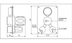 Carlos Arboles - Model 5001 - Panel Mount Laboratory Pressure Regulators Brochure