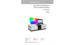 Edinburgh - Version FS and FLS series - Fluoracle Controls Software Brochure