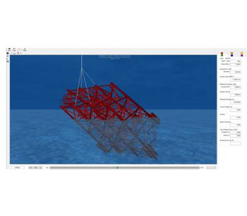 Moses - Integrated Offshore Simulation Software