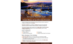 Centrifugation and Separation Technologies for Oil Sludge and Drilling Mud Treatment Brochure