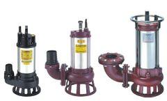 SONHO - Model EF/BF Series - Sewage Pump