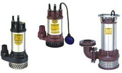 SONHO - Model EA/BA Series - Wastewater Pump