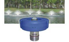 SONHO - Model RP/KP Series - Sprinkling Oxygen Aerator