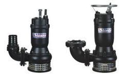 SONHO - Model BAS Series - Cast Iron Wastewater Pump