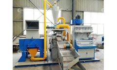 SUNY GROUP - Copper Wire Recycling Machine