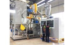 Suny - Model ZY-BRB - Circuit Board Recycling Line Machine