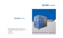 ZCJSD - Turbo Blower Product Catalog