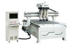 Model MSD1325-T3 - Three Switching CNC Cutting Machine