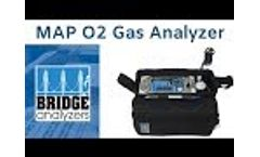 MAP O2 Gas Analyzer Video