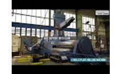 Faccin 4 Rolls with Wind Towers Automation System Video