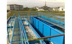 Packaged Wastewater Treatment Plant / پکیج پیش ساخته تصفیه فاضلاب
