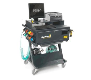 Opus System1 - Model ASM - Five-Gas Emission Analyzer