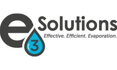 What makes E3`s Wastewater Evaporators the market leaders?