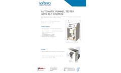 Ayrox - Automatic Pummel Tester Brochure