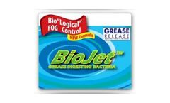 BioJet - Microbial Foam Grease Fighter
