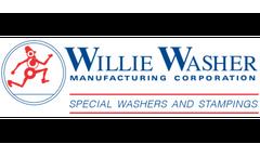 Willie-Washer - Countersunk Finishing Washers