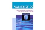 Vantage - Model 2200 - Microprocessor-based Ultrasonic Transmitter - Brochure