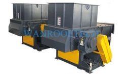 System - Model PNDS - Aluminum Swarf Single Shredder System
