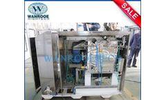 Wanrooe - Model MCDS - Medical Waste Shredder with Sterilizer