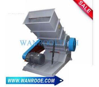 Wanrooe - Model PNPC - Heavy Duty Plastic Pallet Tray Bag Sheet Barrel Drum Recycling Crusher Granulator Machine