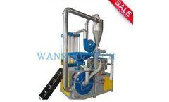 Wanrooe - Model PNMF - Disc Plastic Pulverizer Machine