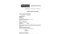 CHEMTEX - Aqueous Polymers Brochure