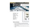 CHEMTEX - Model OIL051 - Perlite Absorbent Granulars - Data Sheet