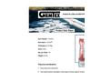 Absorbent Granulars - OIL040 - Data Sheet