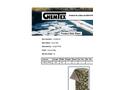 Chemtex - Model OILM5998 - Railroad Track Mat Brochure