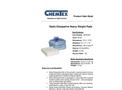 CHEMTEX - Anti Static Meltblown Pads & Rolls Brochure
