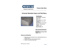 CHEMTEX - Aqua Lock cotton with SAP Brochure