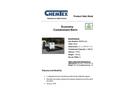 CHEMTEX - Model BERM1042 - Economy Containment Berms Brochure