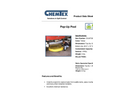 econo - Model OILM7320 - Pop Up Pool Containment Brochure