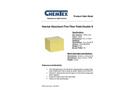 CHEMTEX - Fine Fiber Meltblown Hazmat Absorbents Brochure